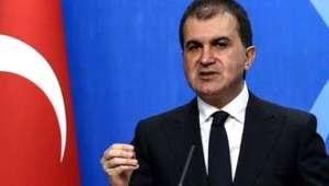 AK Parti Sözcüsü Ömer Çelik: Katil rejim bu kalleşliğin hesabını en ağır biçimde verecekler