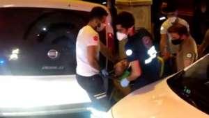 İstanbul'da korkunç olay! İlk önce dövdüler sonra balkondan aşağı attılar