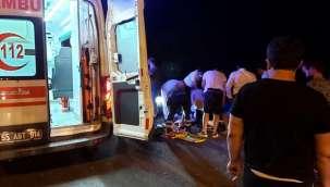 Samsun'da trafik kazası: 3'ü çocuk 7 yaralı