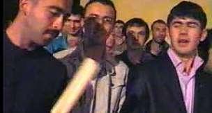 Samsun Vezirköprü Ağcaalan Köyü Güzel bir Çerkez Düğün 2008-1